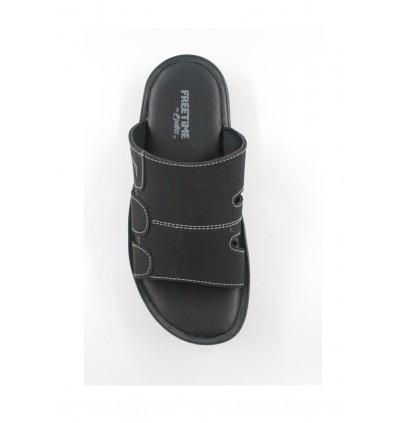 Pallas Freetime Slipper 717-0795 Black