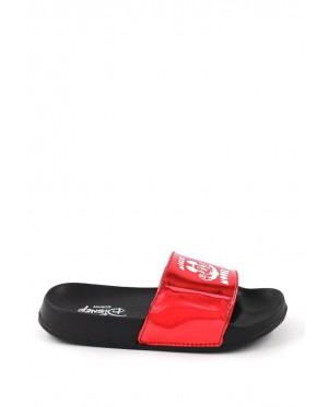 Mickey Slipper MK85-022 Red