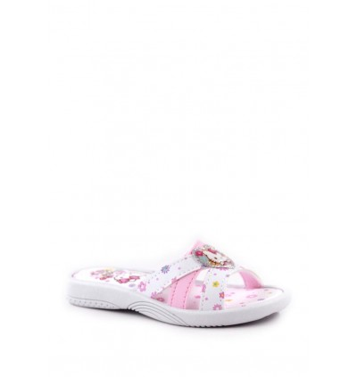 Hello Kitty Sandal HK34-001 White