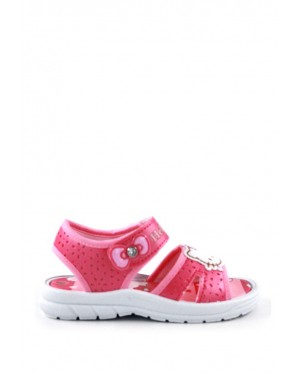 Hello Kitty Sandal HK73-008 Raspberry