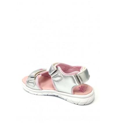 MIKOKO Sporty Sandal KK63-001 Silver