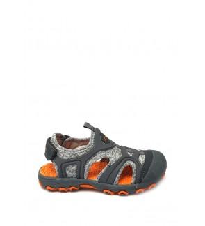 NIKOLAS Sporty Sandal KK65-002 Grey