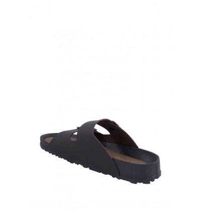 Pallas Freetime Slipper 717-0799 Dark Brown