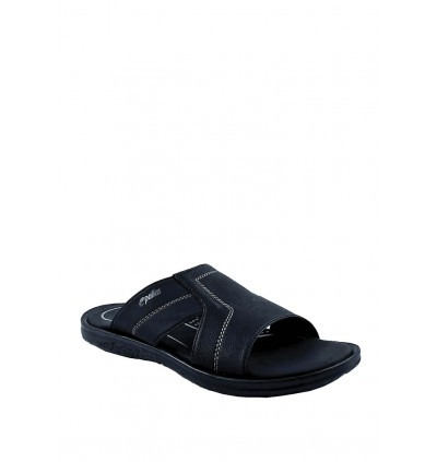 Pallas Freetime Slipper 717-0807 Black