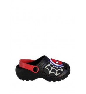 Spider-Man Sandal MV62-004 Black