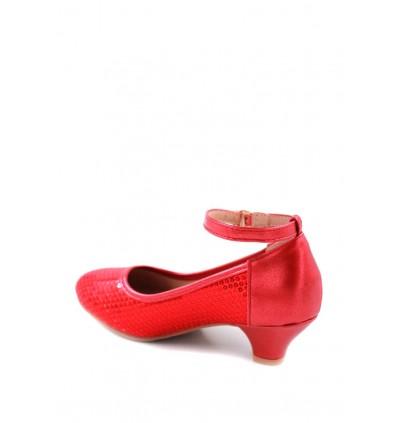 Minnie Dress MK54-045 Red