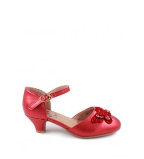Minnie Dress Sandal MK74-034 Red