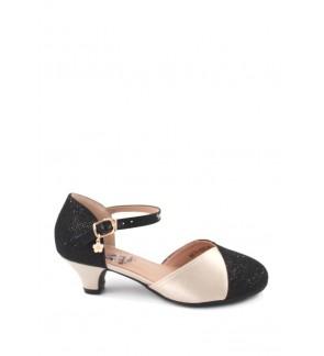 Minnie Dress Sandal MK74-035 Black