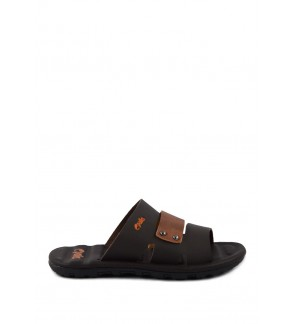 Pallas Freetime Slipper 715-0217 Brown