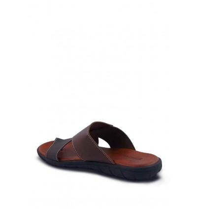 Pallas Freetime Slipper 717-0801 Brown