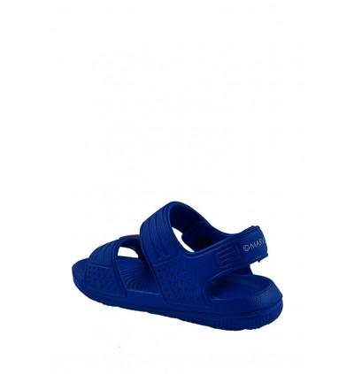 MARVEL CAPTAIN AMERICA BOYS BLUE EVA SANDALS_MV62-001 (PALLAS)
