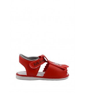 Pallas x Hello Kitty Toddler Girls HK61-001 Red  Pipi Sandal
