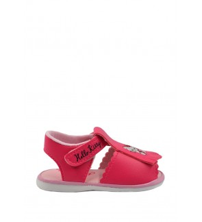 Pallas x Hello Kitty Toddler Girls HK61-001 Raspberry  Pipi Sandal
