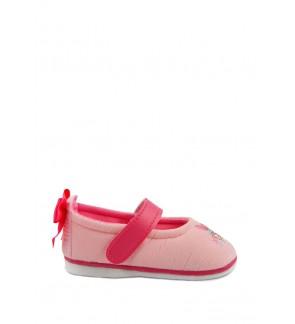 Pallas x My Melody Toddler Girls Shoe MY01-001 Pink Pipi Walking